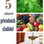 5 nejlepších přírodních sladidel