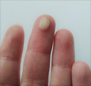 Mossa enzymatický peeling