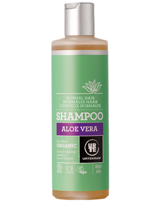 urtekram aloe vera šampon