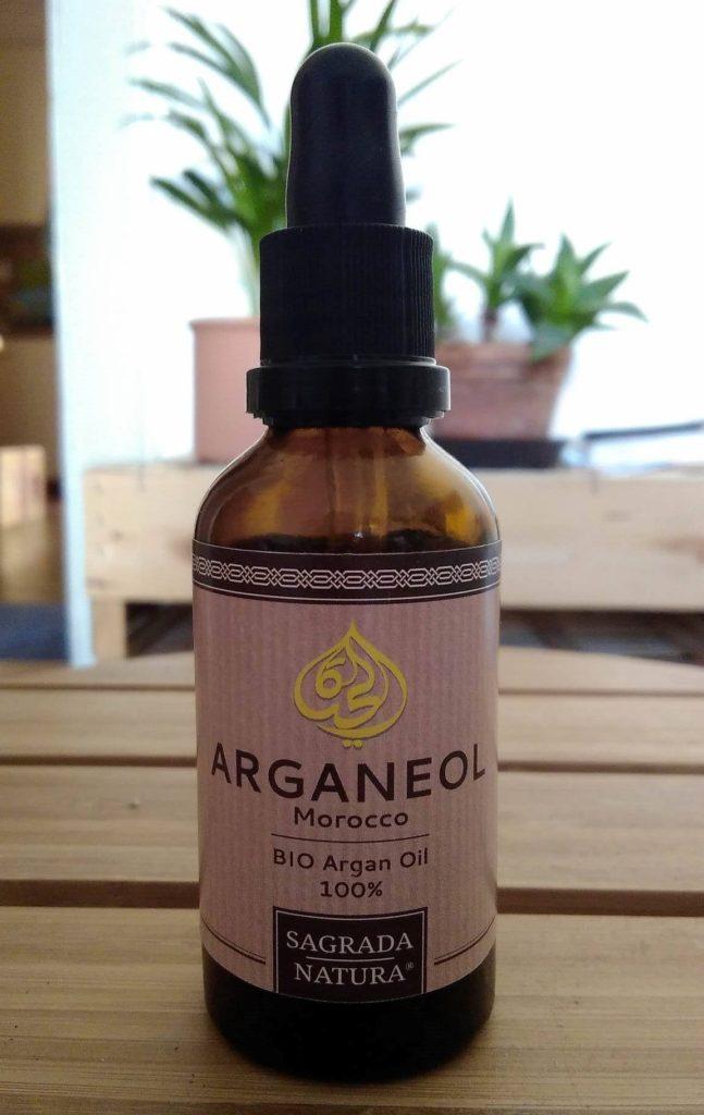 Sagrada Natura Arganový olej