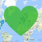 TIP: Globální mapa second-handů a bleších trhů