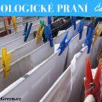 Všechno, co chcete vědět o ekologickém praní – část II.