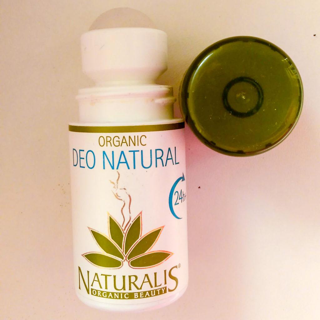 Naturalis přírodní deodorant roll on