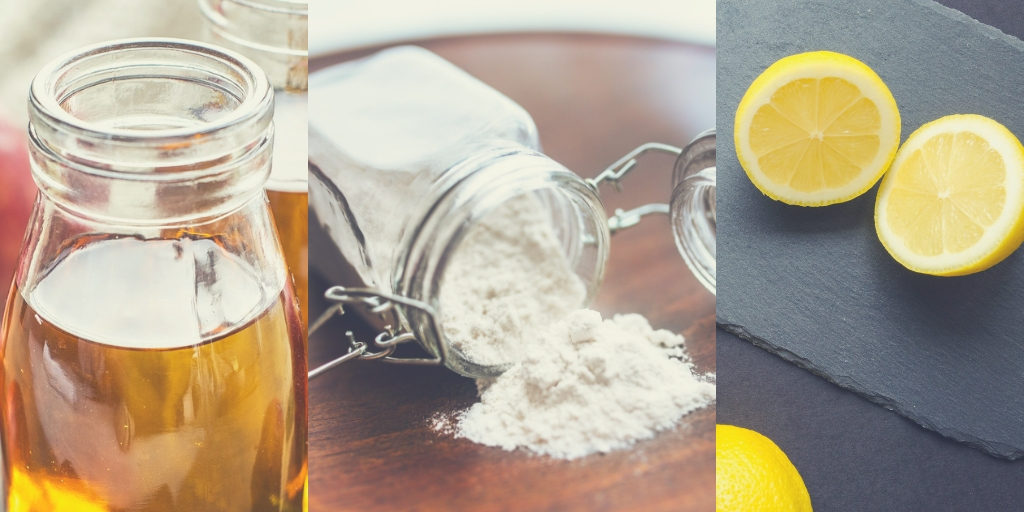ocet soda citron