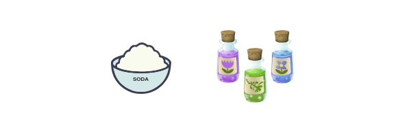 odstraňovač pachu - univerzální čistič - ingredience