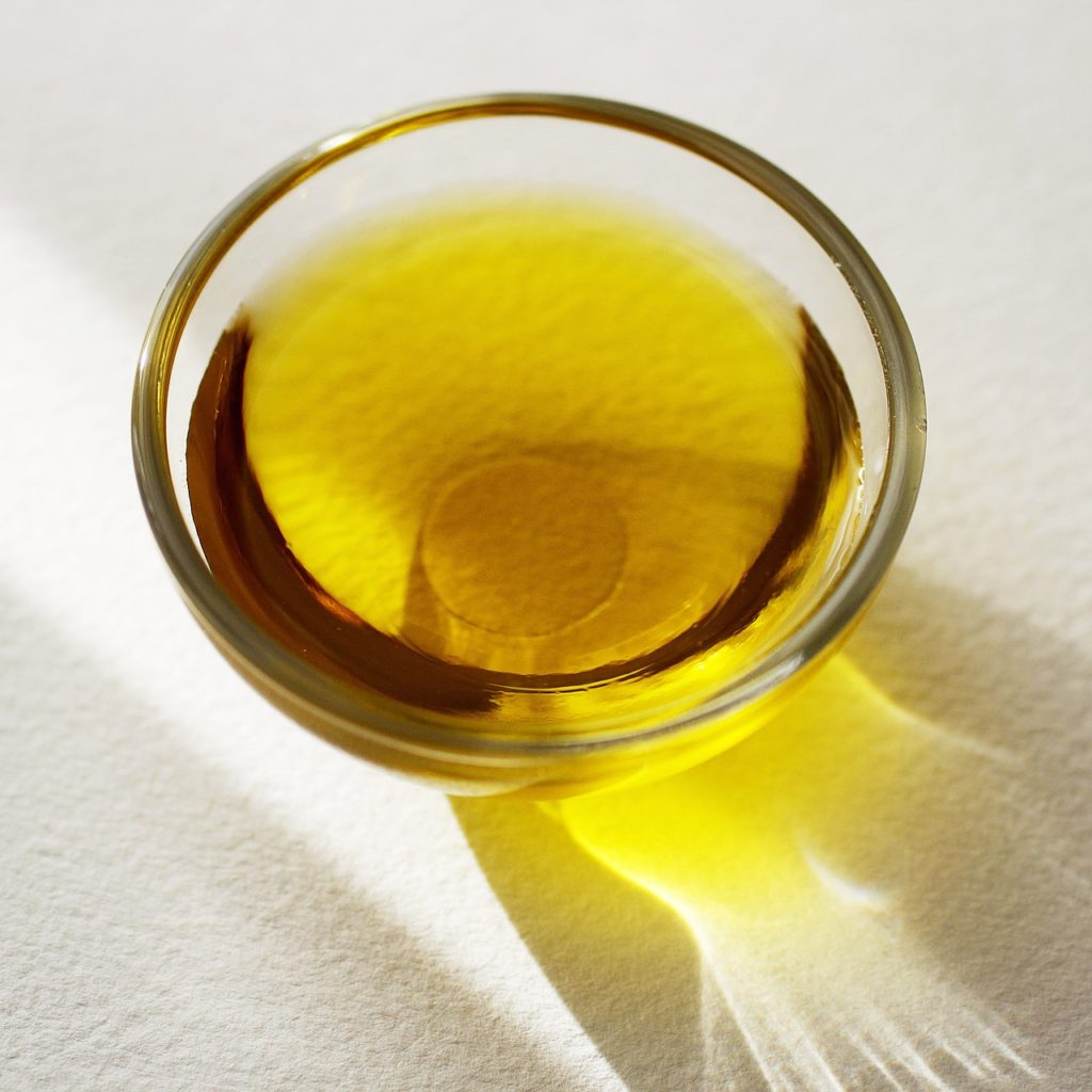 olej pro čištění pleti