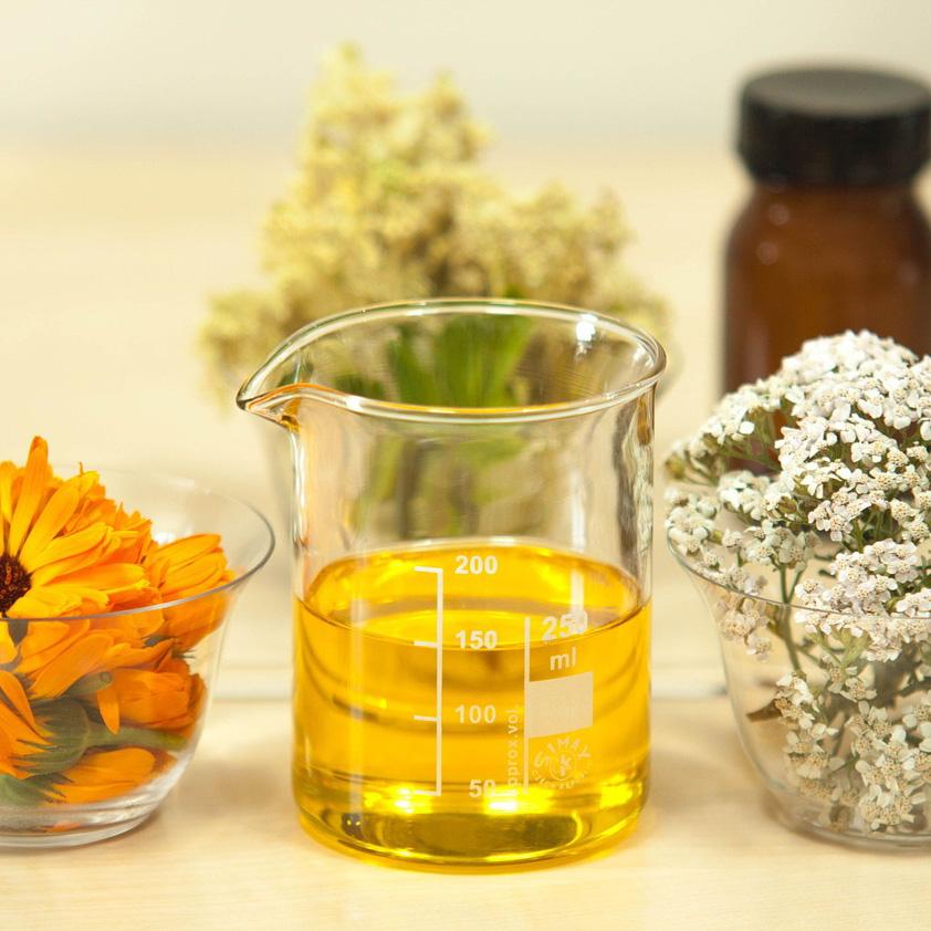 přírodní čištění pleti olejem