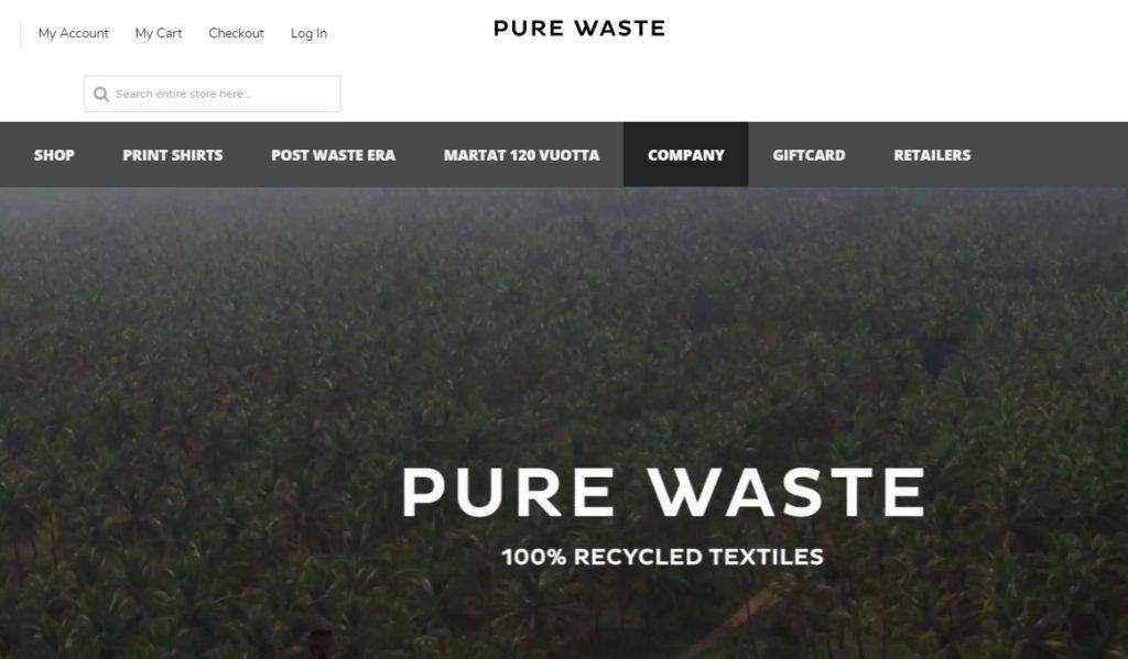 pure waste
