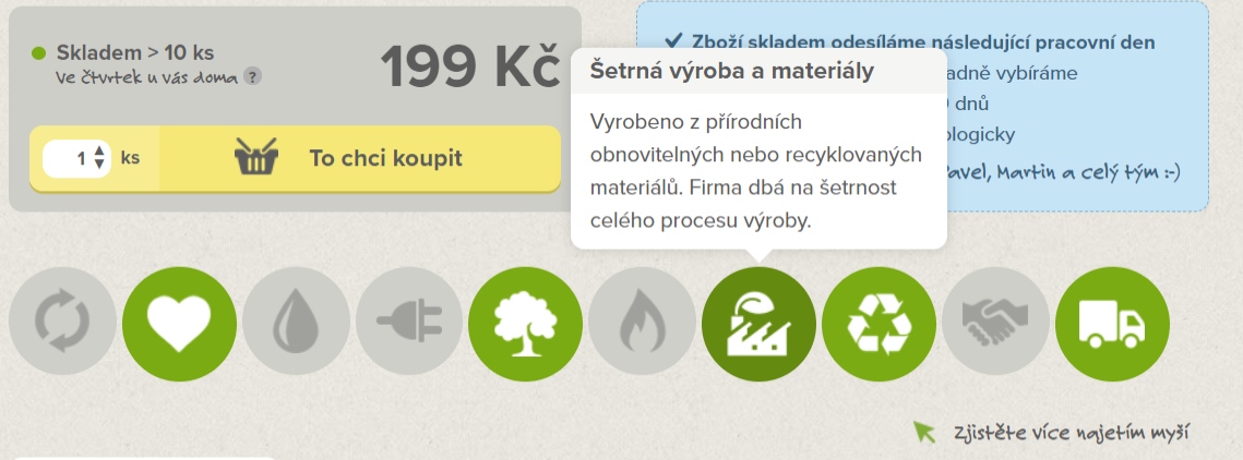 econea detail produktu