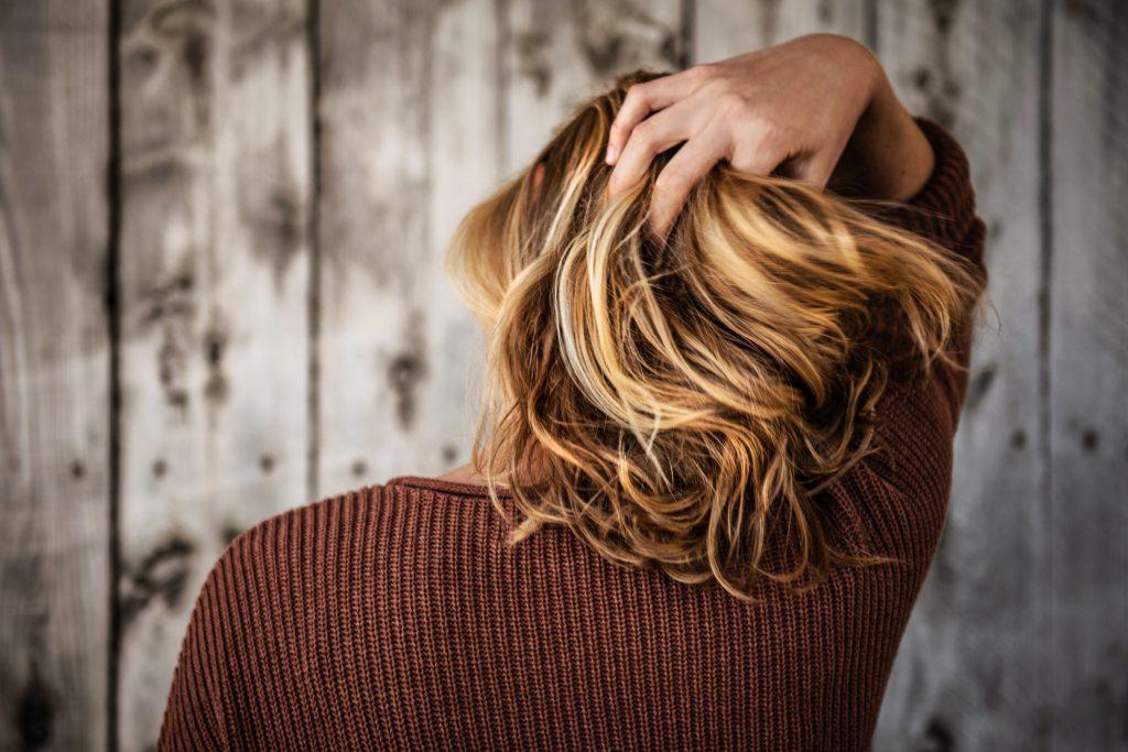 přírodní kosmetika na vlasy