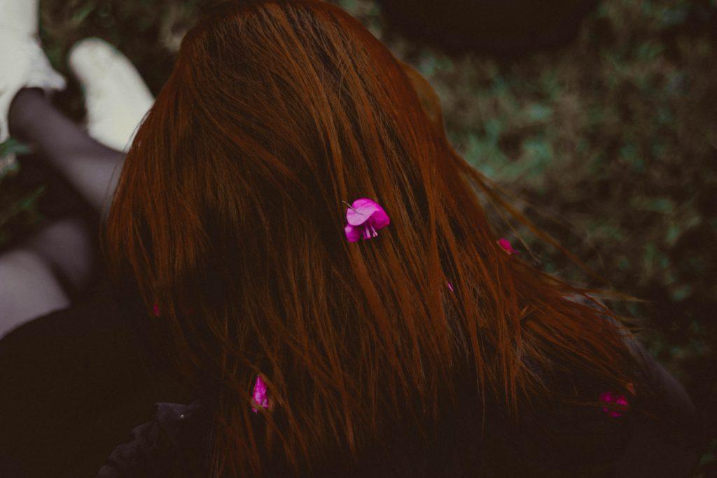 vlasová kosmetika s přírodními výtažky