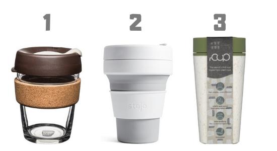 ekologické hrnky na kávu a čaj