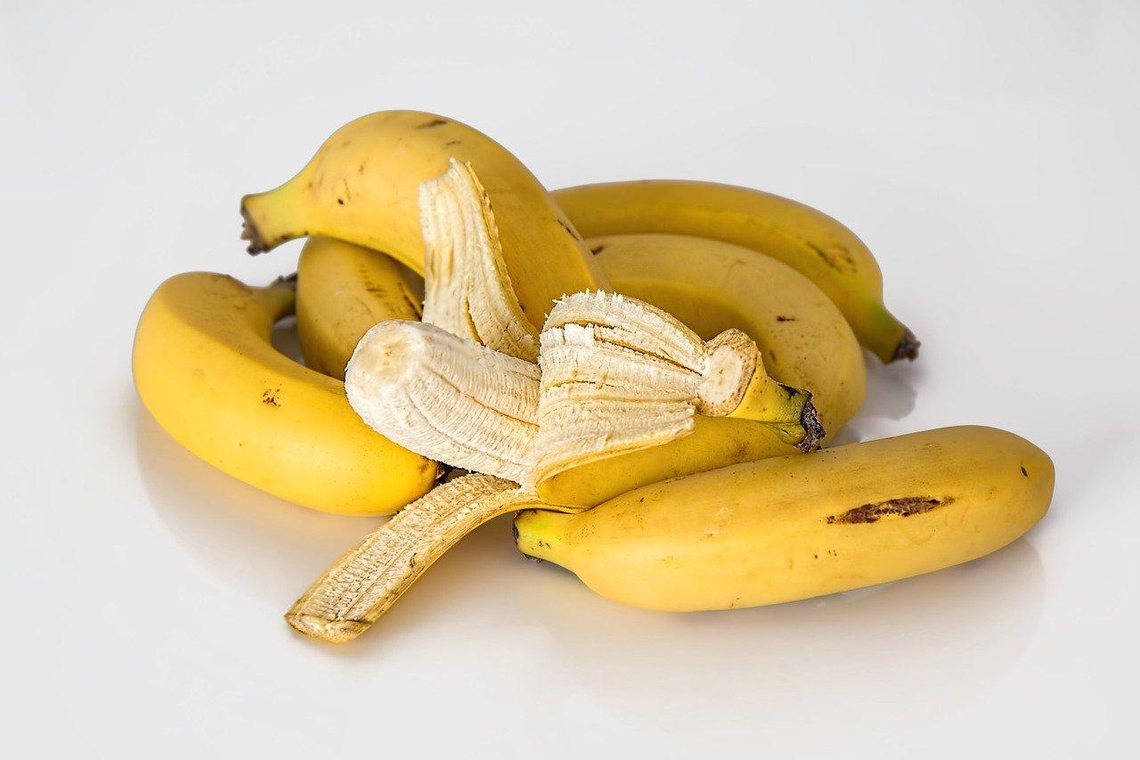 banány místo vejce