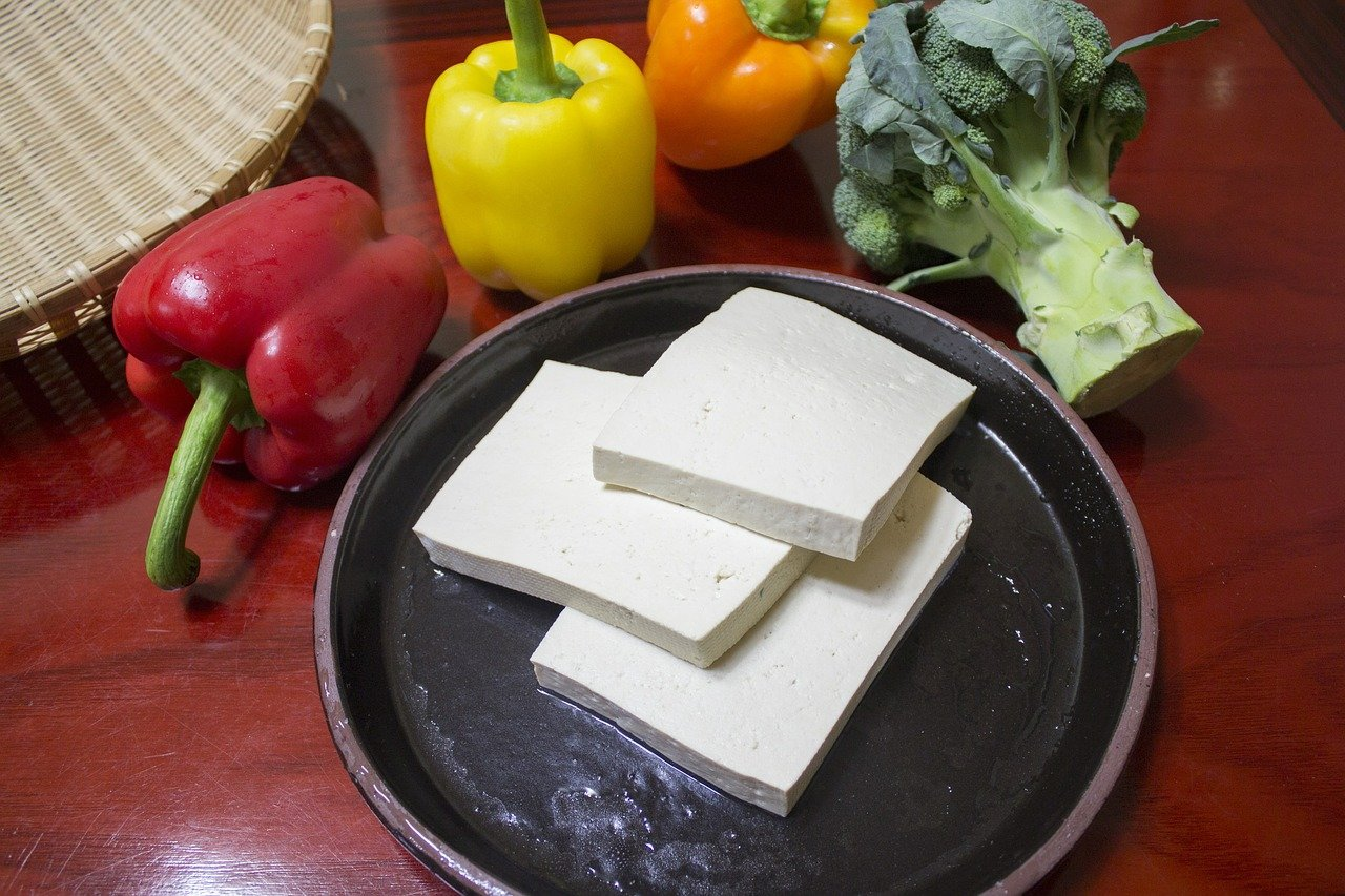 silken hedvábné tofu