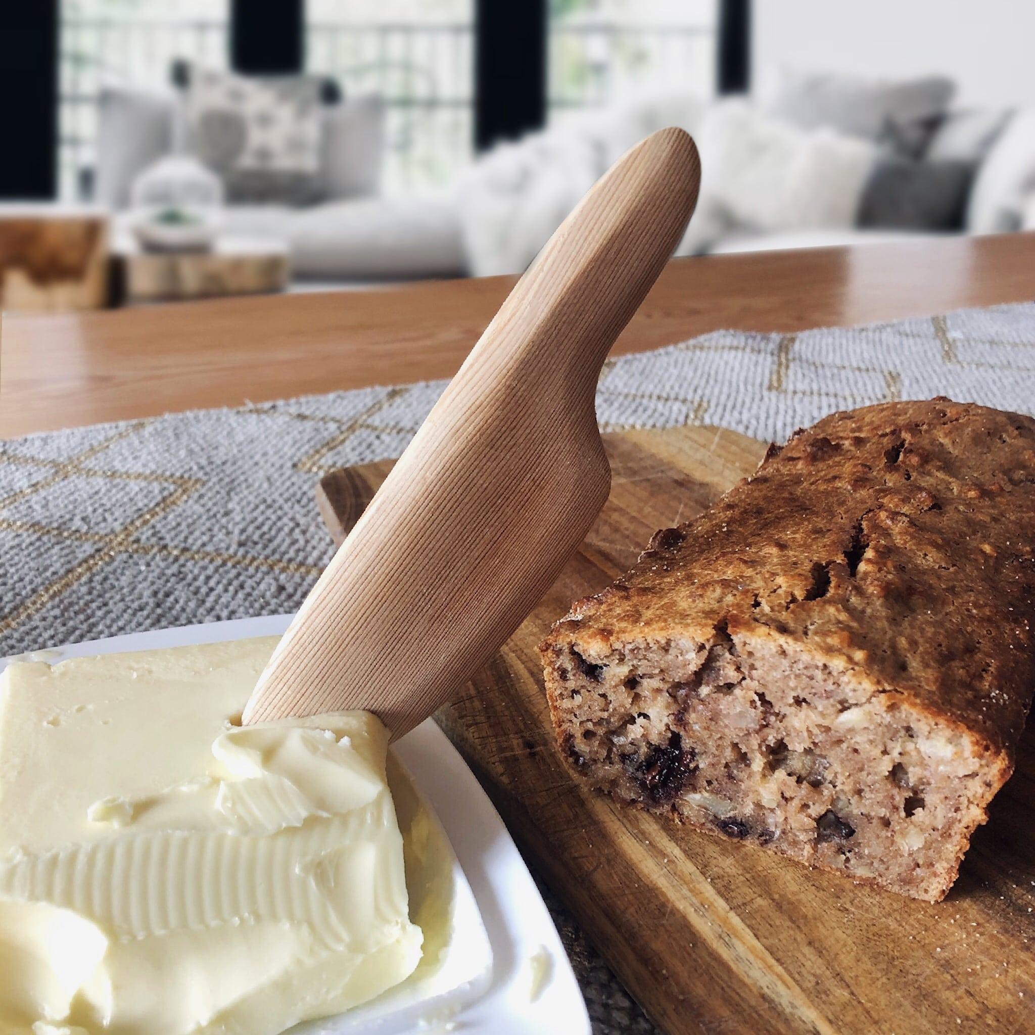 Nůž na máslo od značky Klaceeki.